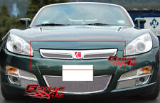 Fits Saturn Sky/Red Line Stainless Steel Mesh Grille 07-09