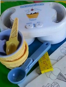 CHILDREN COOKING ICE CREAM MAKER [ REAL ICE CREAM ] AND OTHER ITEMS NEW