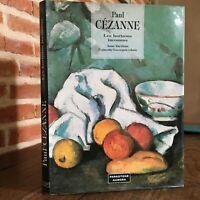 Paul Cézanne les horizons inconnus Parkstone Aurora 1995