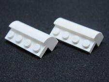 LEGO 6081 @@ Brick, Modified 2 x 4 @@ White (x2) 5974 6345 7166 7264 7470