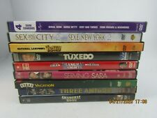 lot of dvds- comedy/ dark comedy- 9 dvds-12 movies