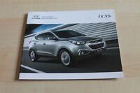 129091) Hyundai ix35 Prospekt 07/2012