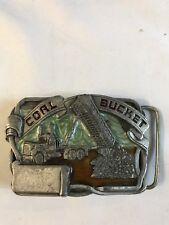 Buckles Of America Masterpiece Collection BA232 Coal Bucket