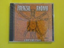 Frenzal Rhomb A Man's Not a Camel NEW SEALED CD