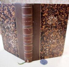 CINQ-MARS Ou Une CONJURATION Sous LOUIS 13th,1873,Alfred De Vigny