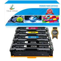 5x Compatible for HP 410A CF410A CF411A CF412A CF413A M477fnw M477fdw M452dn