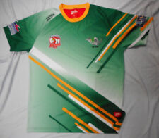 #ZZ.  WYONG ROOS/ SYDNEY ROOSTERS  RUGBY LEAGUE SUPPORTERS TOP