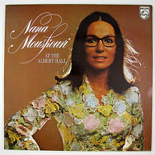 NANA MOUSKOURI At The Albert Hall LP 1975 POP VOCAL NM- NM-