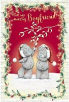 Me to You Bear Sister /& Brother Christmas Cards 2018