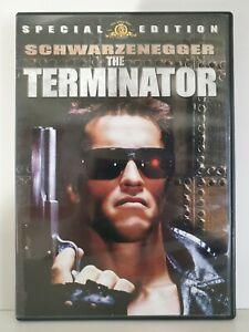 The Terminator (DVD, 2003, Special Edition) Arnold Schwarzenegger, Michael Biehn