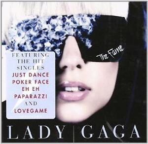 Lady Gaga Fame CD