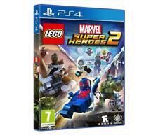 Giochi Sony PS4 WARNER GAMES - LEGO MARVEL SUPERHEROES 2 PS4