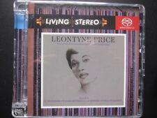 Audiophile Living Stereo Hybrid SACD: Leontyne Price