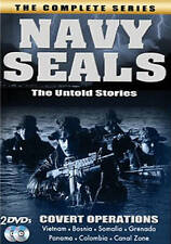Navy SEALS: The Untold Stories - The Complete Series (DVD, 2013, 2-Disc Set)