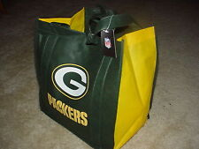 GREEN BAY PACKERS NFL CARRY BAG-NEW WITH NFL TAGS-Only a few left