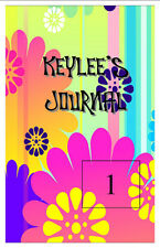 Journal Diary Book Kids and Young Teens 100 pages Personalized Gift