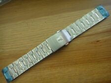 Tissot Satin Titanium T-touch Expert bracelet strap matte finished 21mm band