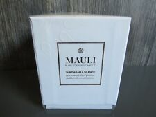 LUXURIOUS MAULI Sundaram& Silence pure scented candle in gift box,210g RRP£55