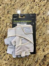 New Nike Premium HeavyWeight Women's Gloves Size M Training