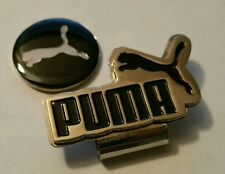 Brand New Black and Silver Puma Hat Clip & Golf Ball Marker!!