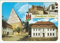 AK, Frankfurt Oder, vier Abb., um 1993