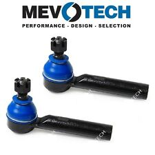 For Lexus GX470 Toyota Pair Set of 2 Front Outer Tie Rod Ends Mevotech MES80378