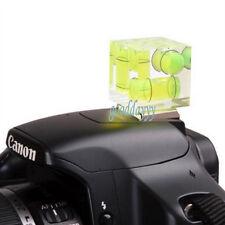 3 Axis Hot Shoe Bubble Spirit Level for Canon Nikon Olympus DSLR Camera Tripod