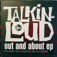 "Perception And The K-Creative - Out And About EP (12"", EP)"