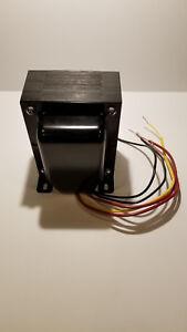 Acoustat High Voltage Transformer Servo Tube Amp Direct Drive Model X