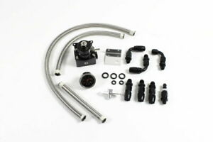 Regolatore Pressione Benzina Regolabile 0-7Bar VW VR6 R30 R32 BMW Opel Audi