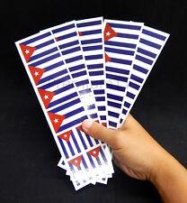 40 Tattoos: Cuban, Cuba Flag, Party Favors