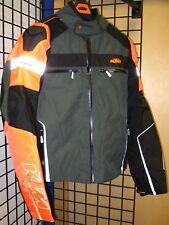 KTM Pegscratch Adventure Street Enduro Dual Sport Jacket Armor Waterproof NEW LG