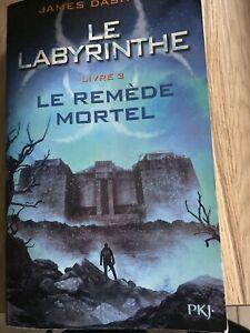 Livre Le Labyrinthe Thome 3