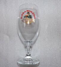 NEW Birra Moretti L'autentica Beer Glass 40CL