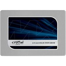 "Crucial MX500 1TB SSD Solid State Drive 2.5"" CT1000MX500SSD1 1000GB SATA 7mm"