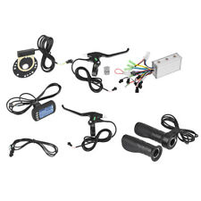 24V/36V 250W/350W Motor Brushless Controller Set Pannello LCD Per E-bike Scooter