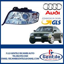 Audi A6 2001 - 2004 Projektor SX H7/H7 Vorbereitet für Verordnung Elektrisch