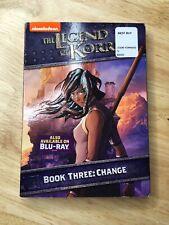 Legend of Korra: Book Three - Change New DVD