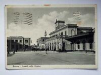 TARANTO Piazzale Stazione vecchia cartolina