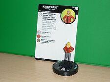 MHC Heroclix Marvel Avengers/Defenders War - 027 Karen Page