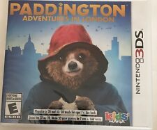 Paddington Adventures In London - Brand New Factory Sealed for Nintendo 3DS