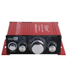 MA170 Amplifier 2 Channel 12V Hi-Fi Car Audio Stereo Power For Mp3 mp4 Car Radio