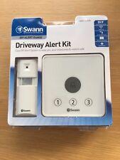 Swann Wireless Visitor Entry Driveway  Garage Shed PIR Motion Sensor Alarm.