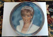 Princess Diana: A Tribute to Princess Diana From the Franklin Mint