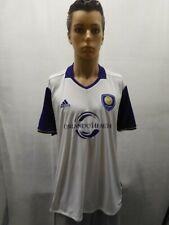 Adidas XL Orlando City SC Jersey MLS Away 16-17 White Climacool