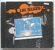 UK Subs-Live at the Roxy Club-FRZ. CD
