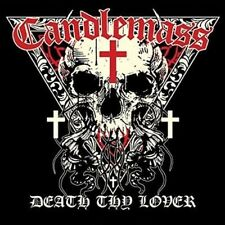 Death Thy Lover 0840588104673 by Candlemass CD