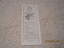 VINTAGE DO YOU KNOW CRYSTAL BALL FORTUNE TELLING GAME!      (OUIJA)