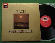 Bach Masterpiece Menuhin Suk Germani Schaffer Malcolm Marriner + MPJ(K)2 LP