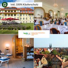 8 Tage Urlaub im Ferien Hotel Villa Südharz im Harz mit Halbpension